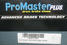 BRAND NEW PROMASTER PLUS SRB572 / 572  REAR BONDED BRAKE SHOE FITS LISTED