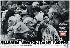 Coupure de presse Clipping 1993 (12 pages) Affaire Villemin par Helmut Newton