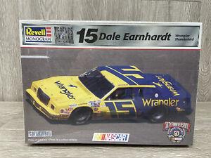 Revell Monogram 1:24 #15 Dale Earnhardt Wrangler Limited Edition Model Kit NIP