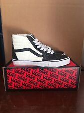 15c78bf945c NEW VANS VAULT SK8 HI CA (AKITA) PATENT LEATHER CROC SKIN SZ 9 COLLECTORS