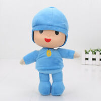 9'' PATO Pocoyo ELLY PATO Soft Plush Stuffed Anime Figure Kid Xmas Gift Toy Doll
