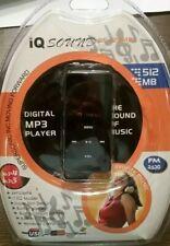 iQ Sound Digital MP3/MP4 Player + FM Radio