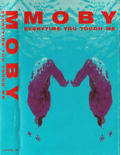 Moby  Everytime You Touch Me CASSETTE SINGLE Electronic Techno Mute ‎CMUTE176