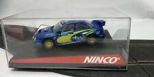 SUBARU IMPREZZA WRC - NINCO REF. 50308 SCALEXTRIC