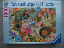 Ravensburger Puzzle 1000 Teile Vintage Collage Art.-Nr. 19586