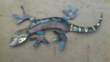More details for metal lizard*laser cut*decorative wall art*
