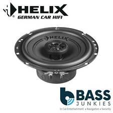 "HELIX E 6X.2 - 6.5"" 165mm 360 Watts 2 Way Coaxial System Car Van Speakers"