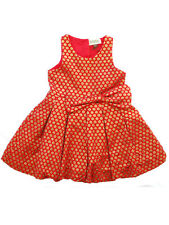 Sophie Catalou Red And Gold Girls Party and Holiday Dress Sizes 5, 6, 7-8 NWT