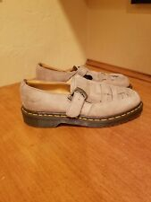 Dr Martens Leather Loafers Size 8