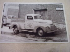 1947 FORD  PICKUP  FORD DEALERS WORK TRUCK  11 X 17  PHOTO  PICTURE