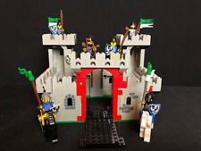 Lego 6073 Knight's Castle Ritter Black Falcons Ritterburg komplett complete