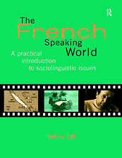 The French Speaking World (Routledge Language in Society)-ExLibrary