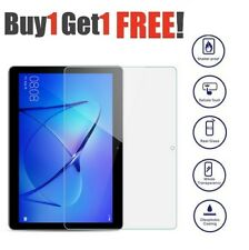"""Tempered Glass Screen Protector For Huawei MediaPad T3 10 9.6"""" BUY 1 GET 1 FREE"""