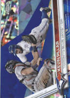 KEVIN PILLAR 2017 TOPPS CHROME SAPPHIRE EDITION #6 ONLY 250 MADE