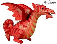 Amy Brown Fire Dragon Fairy - Mystical Elements Collection - Ornament Figurine
