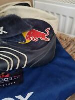 F1 Red Bull RACING Fia 2000 race boots very rare WRC RALLY