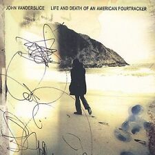 JOHN VANDERSLICE - The Life and Death of an American Fourtracker (CD, 2008)