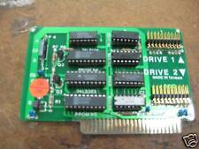 Apple II  II+ IIE Disk Drive Card Controller with 2 20PIN 20 Pin Connectors