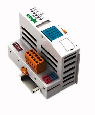 750-347 Wago Feldbuskoppler CANopen ECO MSS 10 kbaud  1 Mbaud digital / analog S