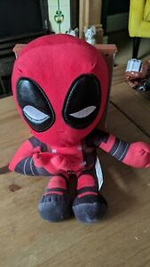"""Marvel - Deadpool 13.5"""" inch Thumbs up  Soft Plush Toy"""