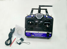 Turborix 2.4Ghz 6 Ch Digital Programmable Radio Gear (3rd Generation) – Mode 1