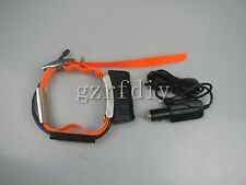 Garmin DC30 GPS dog Tracking Collar USA ver new orange  strap + car charger