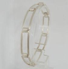 365.Chices ESPRIT Armband Silberarmband 925 Silber 18 cm mattiert TOP