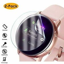 Screen Protector For Samsung Galaxy Watch Active 1 2 Film Cover Clear Smartwatch