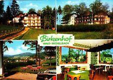 """Wald-Michelbach , Restaurant """"Birkenhof"""" , Ansichtskarte , gelaufen"""