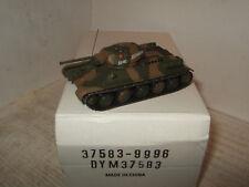 Matchbox DYM 37583 Greatest Tanks Series,T-34/76 Soviet Tank in 1:72 Scale