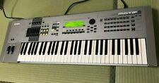 Yamaha Motif 6 Keyboard Music Production Synthesizer 61 Key Made In Japan AC100V