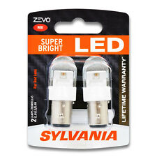 Sylvania ZEVO - Brake Light Bulb - 1963-2000 Ford Aerostar Aspire Bronco rk