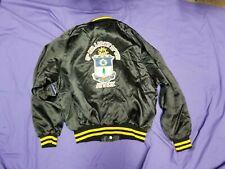Vintage Us Army 5th Battallion Light 21st Infantry Nylon Bomber Jacket Military