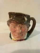 "!Vintage Royal Doulton Character Jug: Paddy D6042 Mini 2 1/4"" 1939-60"