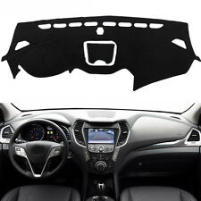 Inner Dashboard Dash Mat DashMat Sun Cover Pad FOR 2013 - 2017 HYUNDAI SANTA FE
