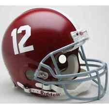 ALABAMA CRIMSON TIDE NCAA Riddell ProLine Authentic VSR-4 Football Helmet