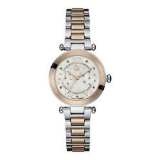 GUESS Men's Silver Band Wristwatches