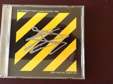 DJ Spooky, Synthetic Fury EP, CD