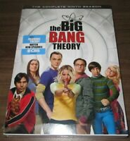 The Big Bang Theory: The Complete Ninth Season (DVD, 2016) .. sealed new