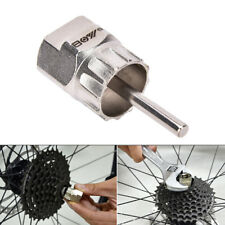 Bike/Bicycle Freewheel Repair Cassette Tools Center Lock Disc Brake Remover  Qo