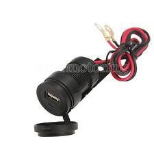 Motorcycle USB Charger For Yamaha Road Star Silverado Midnight Warrior 1700 1600