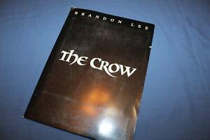 THE CROW~Press Kit~Photos~Production/Cast/Crew Promo Notes~Brandon Lee