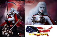 TBLeague 1/6 Lady Death Death's Warrior female seamless Figure PL2017-104 ❶USA❶