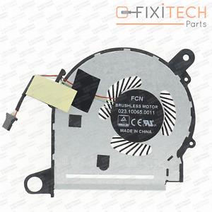 New HP Pavilion X360 13-U Laptop CPU Cooling Fan 855966-001 DFS400705PUOT