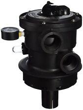 Hayward SP0714T Pro Series Vari-Flo Top-Mount Sand Filter Control Valve, Black