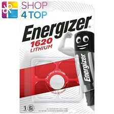 ENERGIZER CR1620 LITHIUM BATTERIES 3V COIN CELL DL1620 EXP 2029 NEW