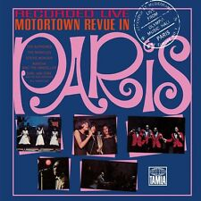 MOTORTOWN REVUE LIVE IN PARIS (LTD.3LP) 3 VINYL LP NEUF