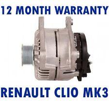 RENAULT - CLIO - MK3 MK III - 1.2 16V HATCHBACK - 2005 - 2015 RMFD ALTERNATOR