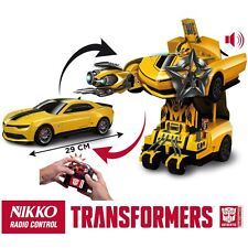 Nikko - Autobot Bumblebee Transformers Robot Radiocontrol (920011A)