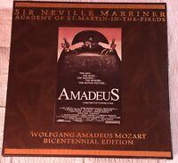 Amadeus: The Complete Original Soundtrack Recording ~ NEW - SEALED 3-CD Box Set